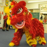Lion, Dragon & Qilin Dance Team
