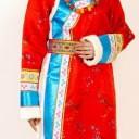 Tibetan Minority (藏 - Pop. 5,416,021)