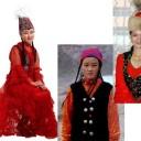 Kirgiz Minority (柯爾克孜 Pop. 160,823)