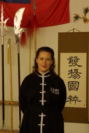 Rachel Chapman (司馬睿 - Sīmǎ Ruì)