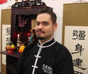 Jeff Emmanuelli (歐陽靖 - Ōuyáng Jìng)
